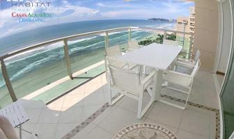 Foto de departamento en renta en avenida costera de las palmas 5, playa diamante, acapulco de juárez, guerrero, 10198060 No. 01