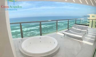 Foto de departamento en venta en avenida costera de las palmas 5, playa diamante, acapulco de juárez, guerrero, 10198064 No. 02