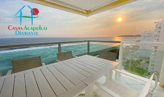 Foto de departamento en venta en avenida costera de las palmas 5, playa diamante, acapulco de juárez, guerrero, 15638867 No. 01