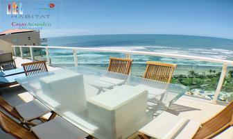 Foto de departamento en venta en avenida costera de las palmas 6, playa diamante, acapulco de juárez, guerrero, 12227073 No. 01