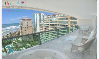 Foto de departamento en venta en avenida costera de las palmas 6, playa diamante, acapulco de juárez, guerrero, 18104688 No. 01