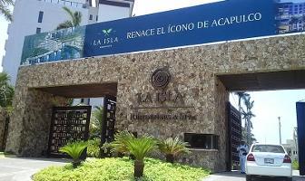 Foto de departamento en venta en avenida costera de las palmas la isla, playa diamante, acapulco de juárez, guerrero, 0 No. 01