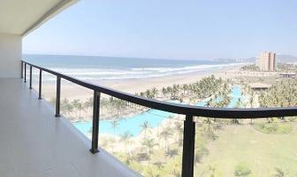 Foto de departamento en renta en avenida costera de las palmas lote h 10, playa diamante, acapulco de juárez, guerrero, 10328196 No. 01