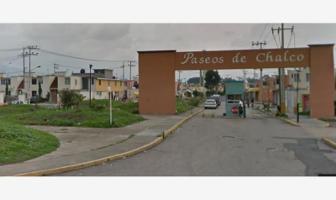 Foto de casa en venta en avenida de la fe 28, paseos de chalco, chalco, méxico, 6233232 No. 01