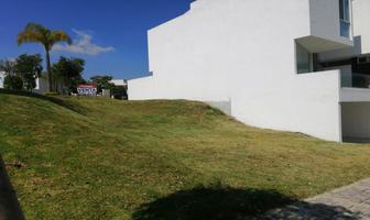 Foto de terreno habitacional en venta en avenida de las cascadas, parque durango , lomas de angelópolis ii, san andrés cholula, puebla, 0 No. 01