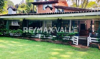 Foto de casa en renta en avenida del parque , avándaro, valle de bravo, méxico, 4632129 No. 01