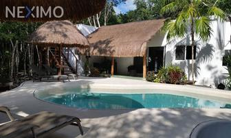 Foto de casa en venta en avenida el ramonal 63, cancún centro, benito juárez, quintana roo, 20640851 No. 01