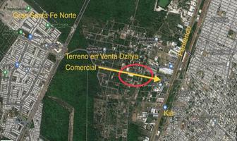 Foto de terreno habitacional en venta en avenida gran santa fe norte , dzitya, mérida, yucatán, 0 No. 01
