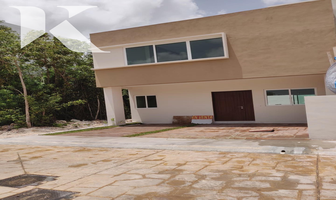 Foto de casa en venta en avenida huayacan , cancún centro, benito juárez, quintana roo, 22552131 No. 01