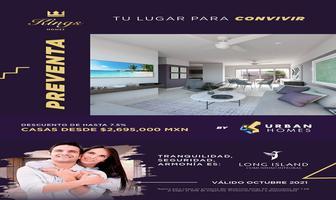 Foto de casa en venta en avenida huayacan , supermanzana 52, benito juárez, quintana roo, 14289723 No. 01