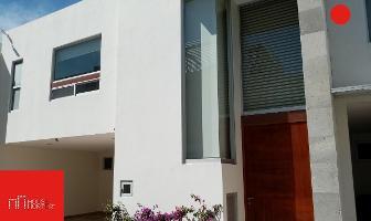 Foto de casa en venta en avenida independencia , san bernardino tlaxcalancingo, san andrés cholula, puebla, 14124103 No. 01