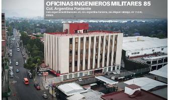 Foto de oficina en renta en avenida ingenieros militares 85, argentina poniente, miguel hidalgo, df / cdmx, 0 No. 01