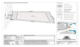 Foto de terreno habitacional en venta en avenida jaguar , yucatan, mérida, yucatán, 0 No. 01