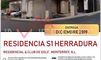 Foto de casa en venta en avenida la herradura 207, residencial y club de golf la herradura etapa a, monterrey, nuevo león, 0 No. 01