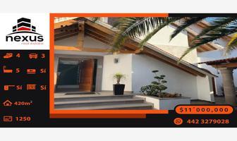 Foto de casa en venta en avenida la rica 68, juriquilla, querétaro, querétaro, 0 No. 01