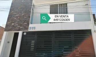 Foto de casa en venta en avenida lomas altas 511, villas de la cantera 1a sección, aguascalientes, aguascalientes, 0 No. 01