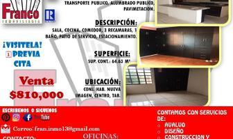 Foto de departamento en venta en avenida nueva imagen , nueva imagen, centro, tabasco, 5272982 No. 01