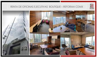 Foto de oficina en renta en avenida paseo de la reforma 412, juárez, cuauhtémoc, df / cdmx, 19225504 No. 01