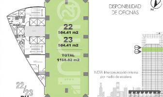 Foto de oficina en renta en avenida paseo de la reforma , lomas altas, miguel hidalgo, df / cdmx, 5328673 No. 01