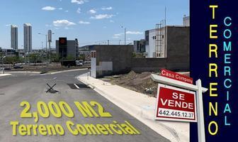 Foto de terreno comercial en venta en avenida paseo de la república , juriquilla, querétaro, querétaro, 17212827 No. 01