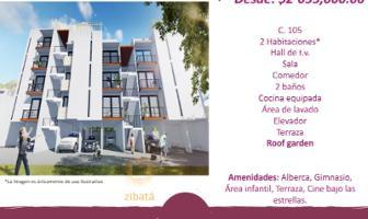 Foto de departamento en venta en avenida paseo de pitahayas 32, desarrollo habitacional zibata, el marqués, querétaro, 0 No. 01
