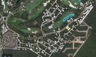 Foto de terreno habitacional en venta en avenida paseo del jaguar lote 52, subcondominio yvr lote 52, club de golf la ceiba, mérida, yucatán, 0 No. 01