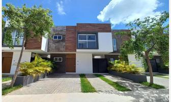 Foto de casa en renta en avenida prolongación la luna 080, supermanzana 312, benito juárez, quintana roo, 0 No. 01