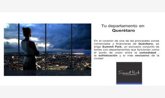Foto de departamento en venta en avenida residencial del parque 1141, residencial el parque, el marqués, querétaro, 0 No. 01