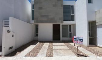 Foto de casa en venta en avenida tulipanes 0, tulipanes residencial, jesús maría, aguascalientes, 5820097 No. 01
