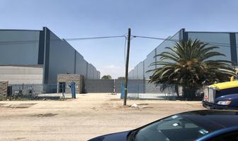 Foto de nave industrial en renta en avenida uno , cartagena, tultitlán, méxico, 13806116 No. 01