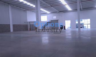 Foto de nave industrial en renta en  , azcapotzalco, azcapotzalco, df / cdmx, 13932066 No. 01