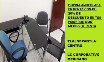 Foto de oficina en renta en San Javier, Tlalnepantla de Baz, México, 16213726,  no 01
