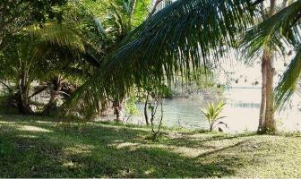 Foto de terreno habitacional en venta en  , bacalar, bacalar, quintana roo, 12041090 No. 01
