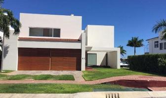 Foto de casa en venta en  , bahía dorada, benito juárez, quintana roo, 7016085 No. 01