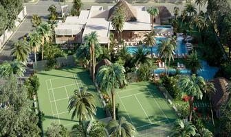 Foto de terreno habitacional en venta en bak-tulum , tulum centro, tulum, quintana roo, 0 No. 01