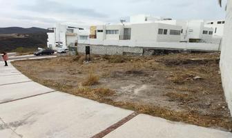 Foto de terreno habitacional en venta en baluarte 1, cañadas del lago, corregidora, querétaro, 0 No. 01