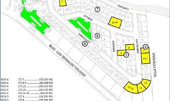 Foto de terreno habitacional en venta en bancouver , villa bonita, saltillo, coahuila de zaragoza, 10528634 No. 01