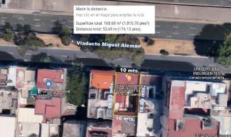 Foto de terreno habitacional en venta en Álamos, Benito Juárez, DF / CDMX, 15748800,  no 01