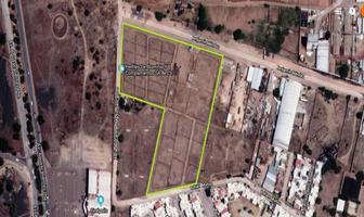 Foto de terreno comercial en venta en benjamin mendez , unidad ganadera, aguascalientes, aguascalientes, 6062801 No. 01