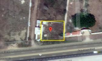 Foto de terreno habitacional en venta en  , berriozabal centro, berriozábal, chiapas, 6744979 No. 01