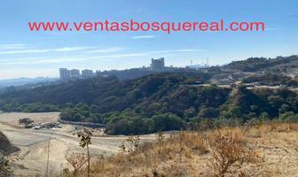 Foto de terreno habitacional en venta en blvrd bosque real , bosque real, huixquilucan, méxico, 0 No. 01
