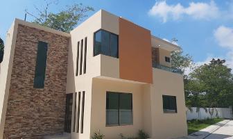 Foto de casa en venta en  , boquerón 3a sección (guanal), centro, tabasco, 14210627 No. 01