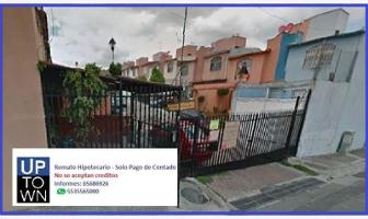 Foto de casa en venta en bosque de guayabos lote 8manzana 15, real del bosque, tultitlán, méxico, 4389293 No. 01