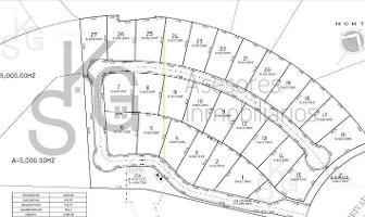 Foto de terreno habitacional en venta en  , bosque real, huixquilucan, méxico, 11769435 No. 01