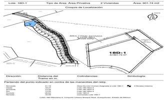 Foto de terreno habitacional en venta en  , bosque real, huixquilucan, méxico, 13799193 No. 01
