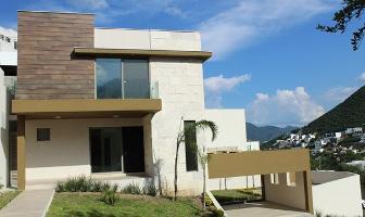 Foto de casa en venta en  , bosquencinos 1er, 2da y 3ra etapa, monterrey, nuevo león, 10867078 No. 01