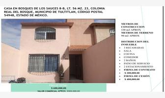 Foto de casa en venta en bosques de los sauces 8-blote 56manzana 23, real del bosque, tultitlán, méxico, 17625310 No. 01