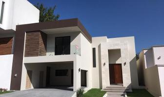 Foto de casa en venta en  , bosques de valle alto 2 etapa, monterrey, nuevo león, 6988021 No. 01