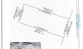 Foto de terreno habitacional en venta en bosques del harz , bosques del valle, chihuahua, chihuahua, 0 No. 01