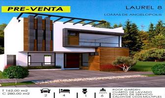 Foto de casa en venta en boulevard cascadas , san rafael comac, san andrés cholula, puebla, 0 No. 01